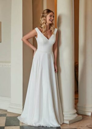Emerson by Romantica Wedding Dress from Caroline Clark Bridal Boutique