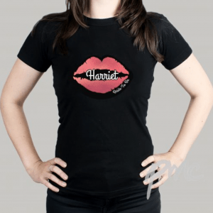 Hen Do Lips T-shirt