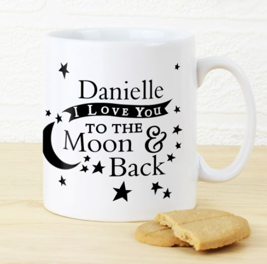 Personalised Love Mug