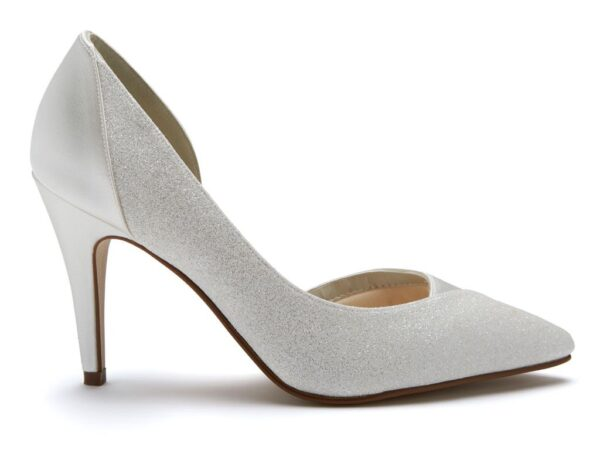 Roux by Rainbow Club Wedding Shoes available from Caroline Clark Bridal Boutique, Droitwich