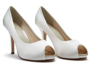 Jennifer Shoe by Rainbow Club available from Caroline Clark Bridal Boutique, Droitwich, Worcestershire